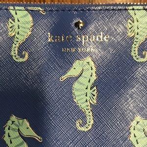 kate spade Bags - Kate Spade Seahorse Wristlet